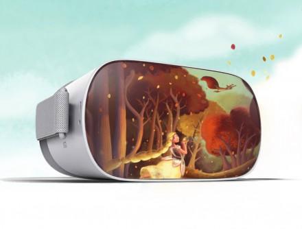 Ilustracije za navidezno resničnost (Virtual Reality)